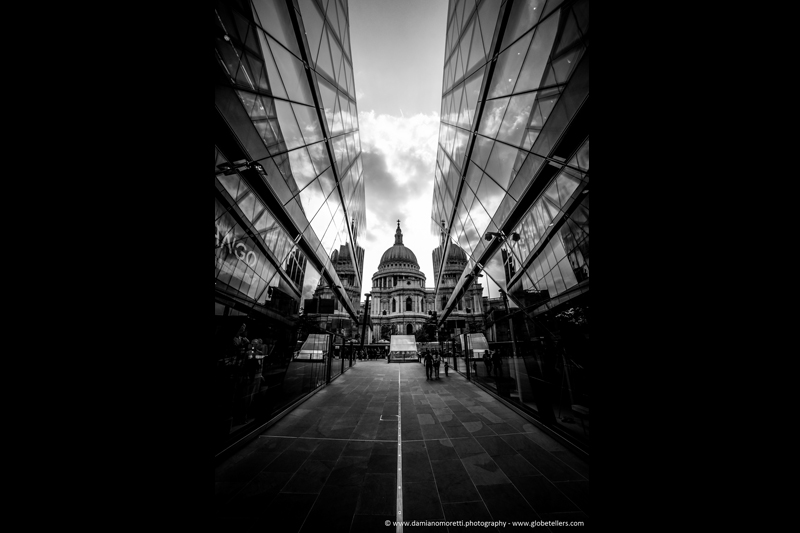 damiano moretti photography - fineart - Saint Paul's Cathedral - London