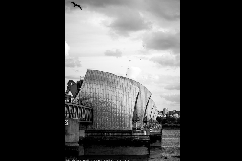 damiano moretti photography - fineart - London Thames Barrier