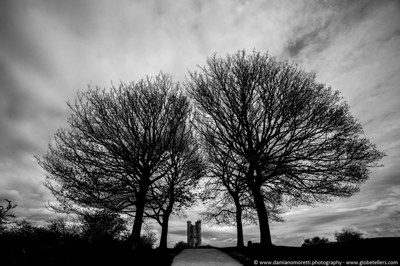 damiano moretti photography - fineart - Broadway Tower - Cotswold