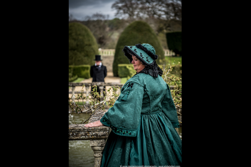 damianildo9 photography - humans - Sudeley Castle - England