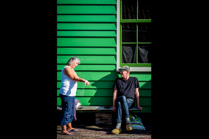 damianildo9 photography - humans - Zaanse Schans - Netherlands