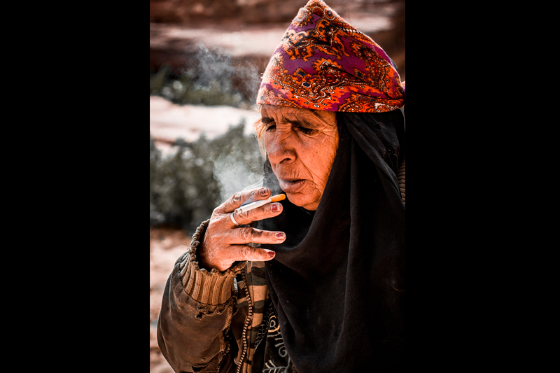 damianildo9 photography - humans - People of Petra - Jordan