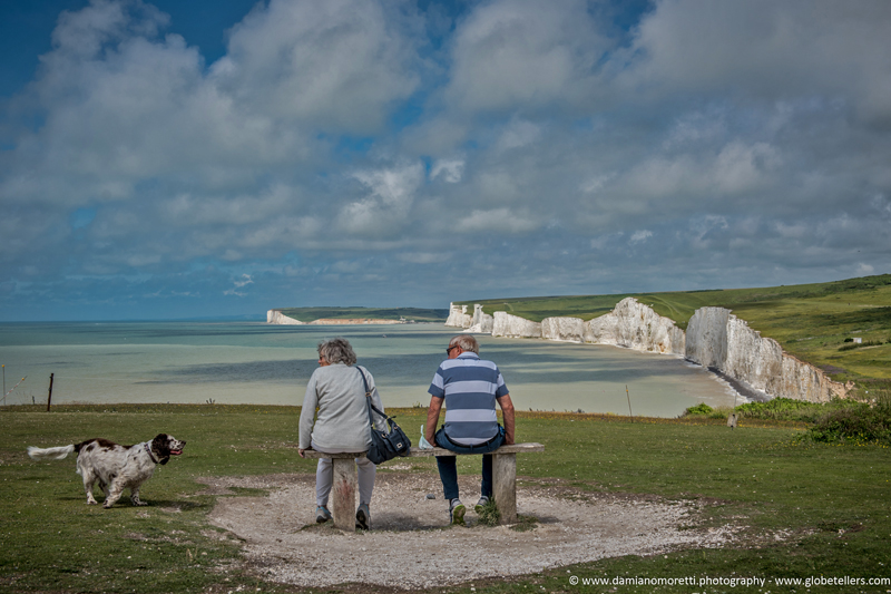 damianildo9 photography - Humans - Seven Sisters - England