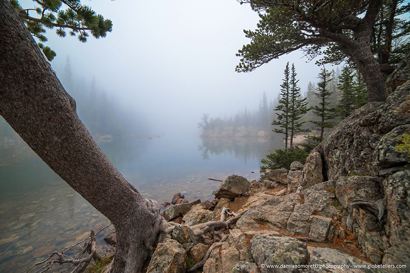 damiano moretti photography - landscape - Bear Lake - Rocky Muontains - CO - USA