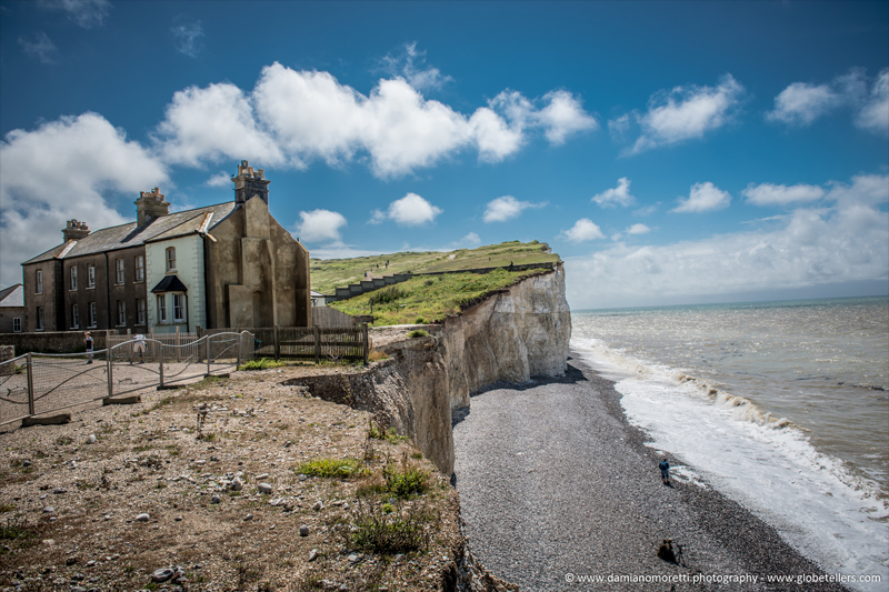 damiano moretti photography - landscape - Birling Gap - England